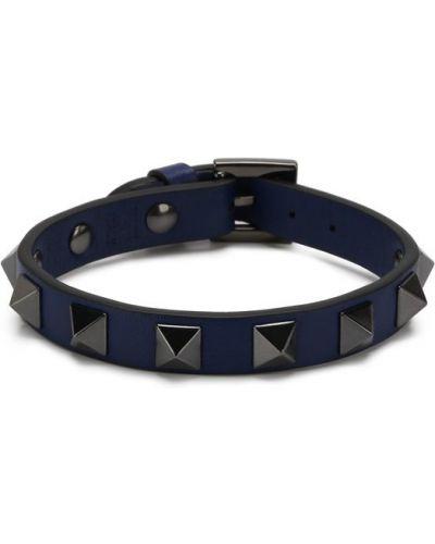 Синий браслет Valentino