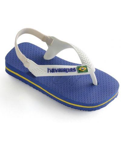 Шлепанцы синий Havaianas