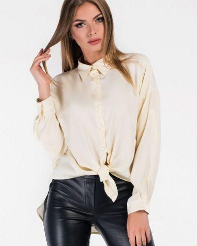 Желтая рубашка Carica&x-woyz