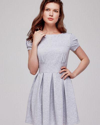 Платье весеннее серое White Pony Ladieswear