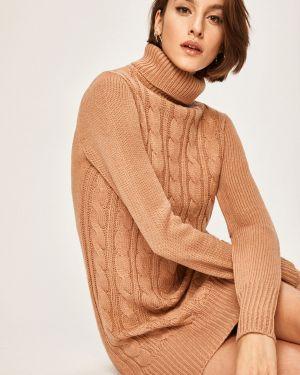 Sweter z wzorem akrylowy Answear