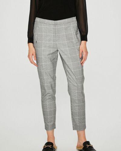 Серые брюки прямые Only