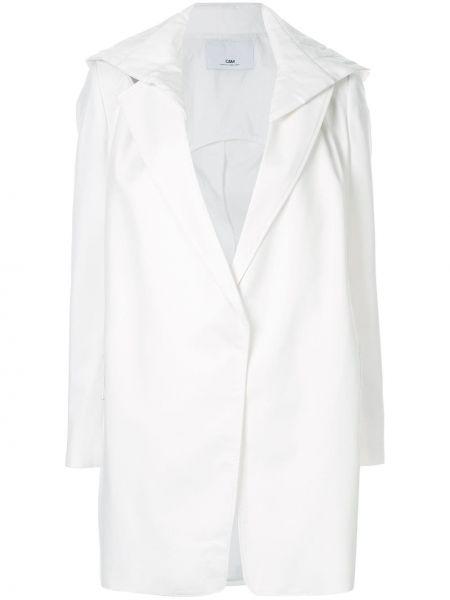 Белый пиджак с запахом Camilla And Marc