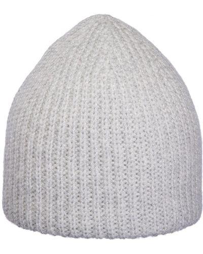 Вязаная шапка бини из мохера Canoe