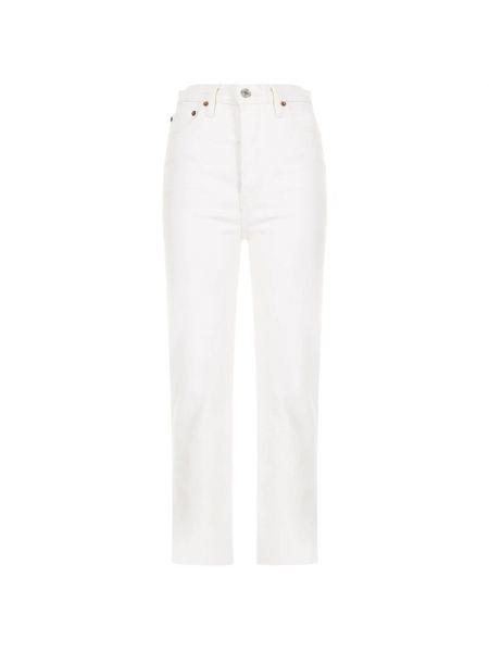 Białe mom jeans Re/done