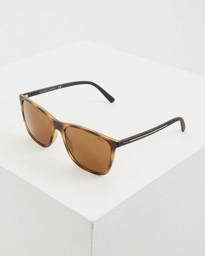 Солнцезащитные очки прямоугольные квадратные Polo Ralph Lauren