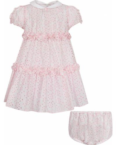 Платье - розовое Simonetta