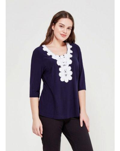 Синяя блузка Kr
