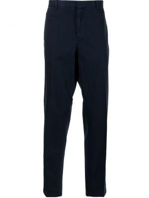 Брюки с карманами - синие Polo Ralph Lauren