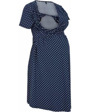 Платье для беременных из вискозы Bonprix