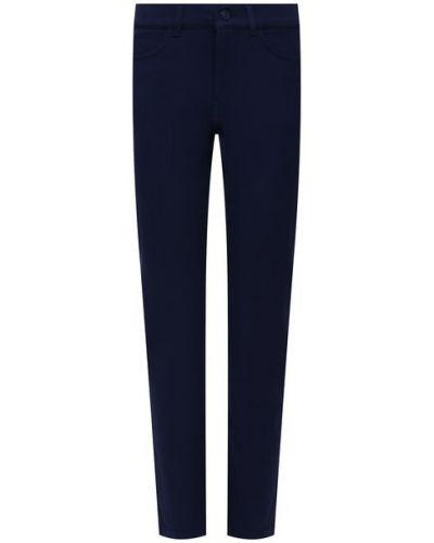 Хлопковые джинсы - синие Escada Sport