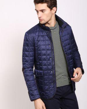 Синяя нейлоновая куртка Pezzo