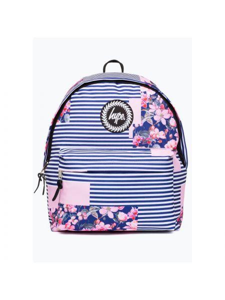 Рюкзак на молнии с рисунком Hype