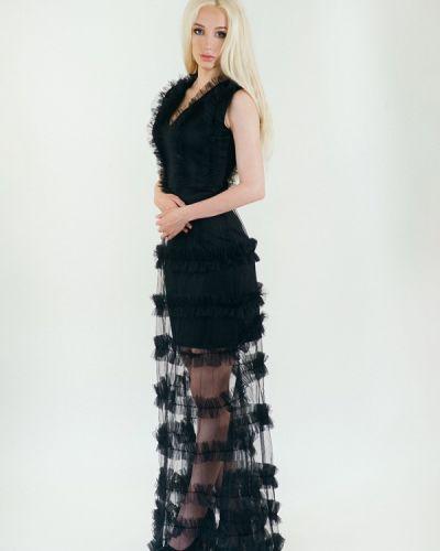 Вечернее платье весеннее Подіум