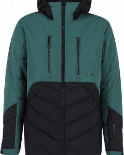 Черная утепленная куртка VÖlkl