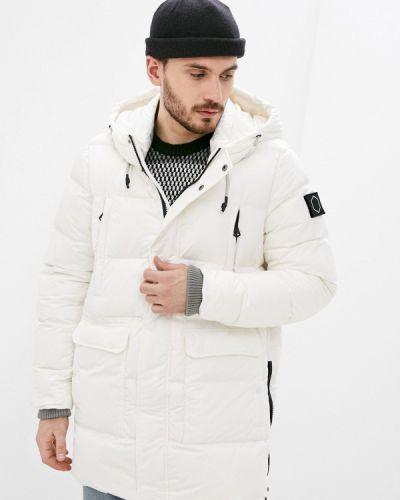 Пуховик - белый Hox