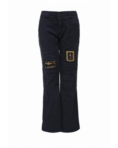 Синие брюки Aeronautica Militare