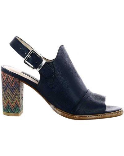 Niebieskie sandały Zinda