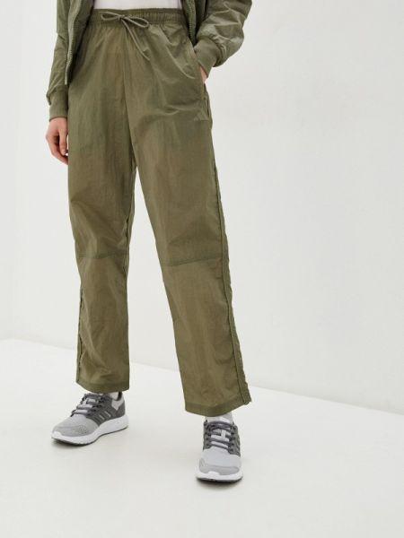 Спортивные брюки хаки Adidas