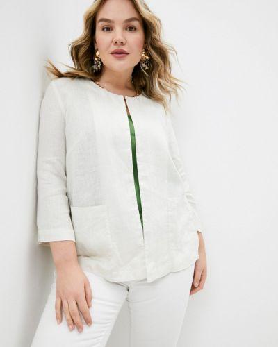 Белый пиджак Elena Miro