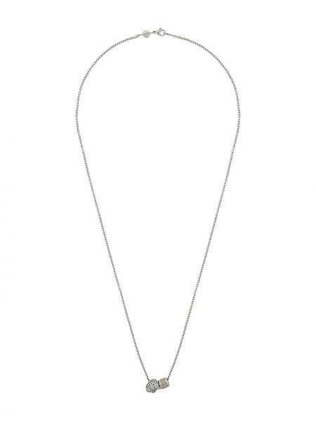 Ожерелье из серебра серебряный Northskull