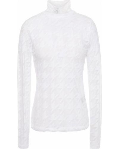 Biały sweter bawełniany Rag & Bone