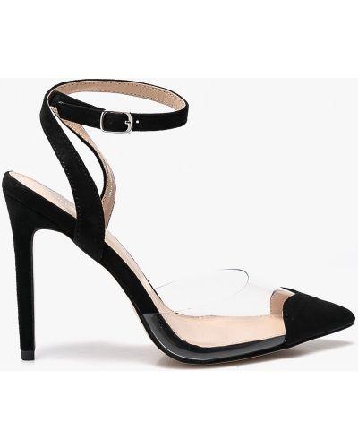 Туфли на высоком каблуке с острым носком Public Desire