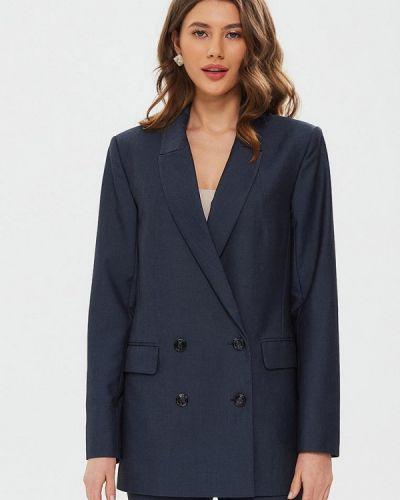 Синий пиджак Moru