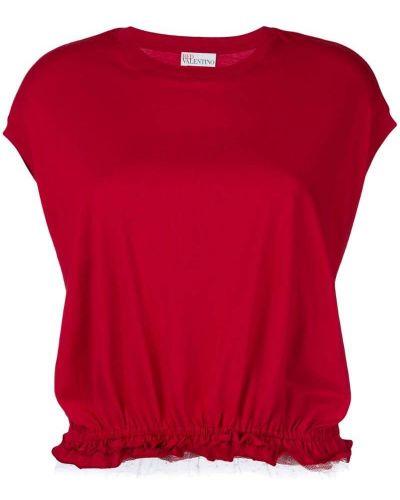 Красная футболка Red Valentino