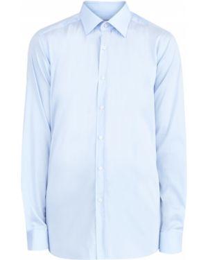 Рубашка шелковая стрейч Xacus