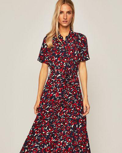 Платье из вискозы на пуговицах Medicine