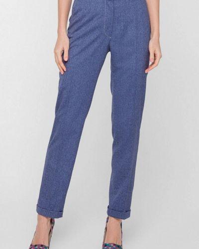 Синие весенние брюки Lo