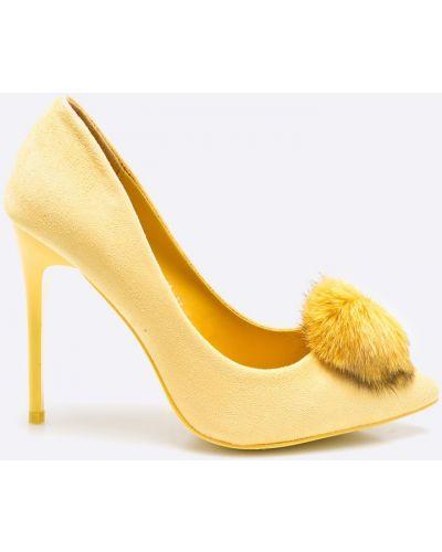 Туфли на высоком каблуке на каблуке на шпильке Answear