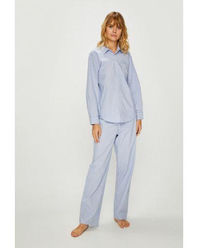 Пижама с брюками с карманами пижамный Lauren Ralph Lauren