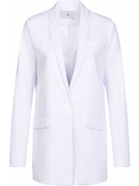 Белый пиджак на пуговицах Silvian Heach