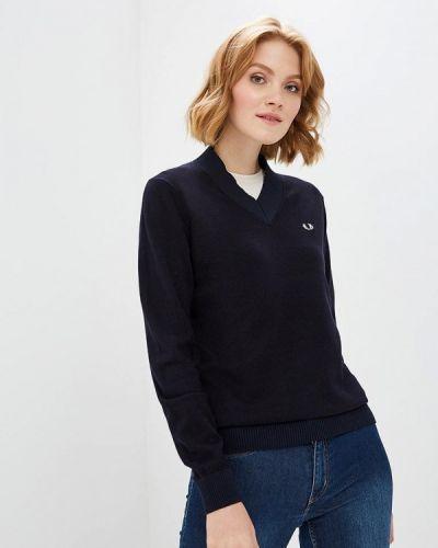Синий пуловер 2018 Fred Perry