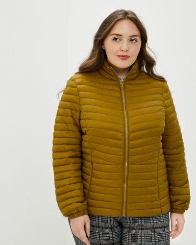 Утепленная куртка - зеленая Junarose