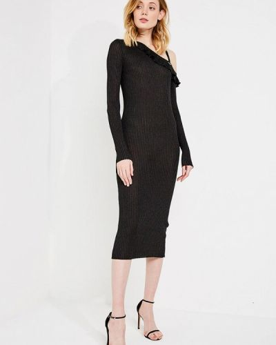 Черное платье весеннее Liu Jo Jeans
