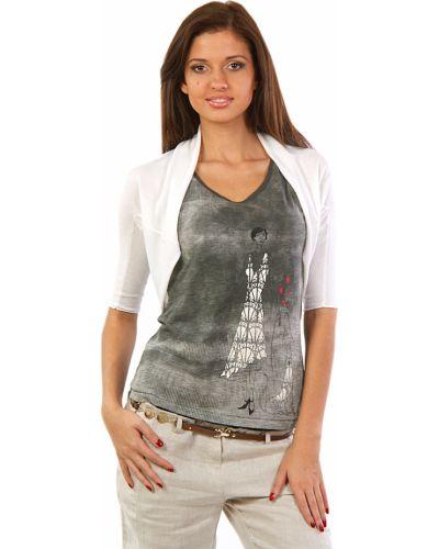 Болеро белый Trussardi Jeans