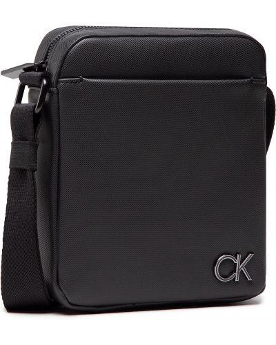 Saszetka - czarna Calvin Klein