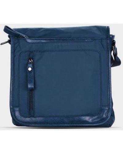 Повседневная сумка - синяя Pepemoll