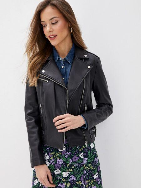 Черная куртка Marks & Spencer
