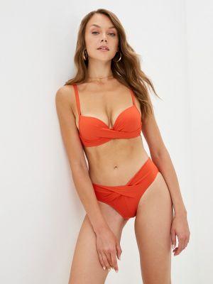 Оранжевый зимний купальник Winzor