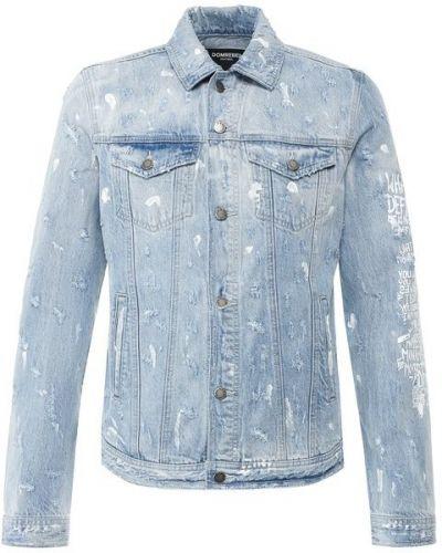 Джинсовая куртка Dom Rebel