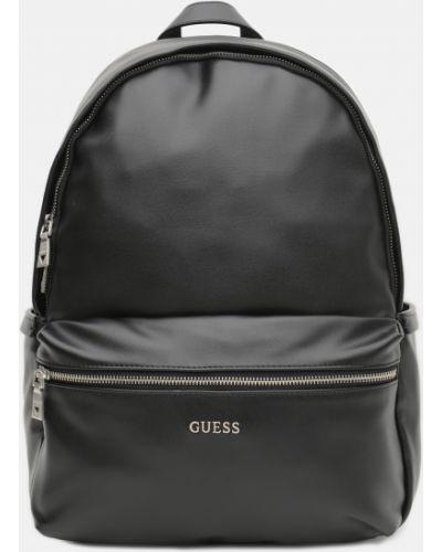 Городской рюкзак - черный Guess