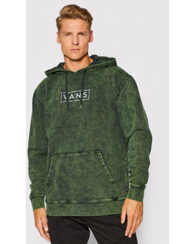 Zielona bluza Vans