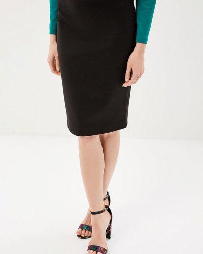 Черная юбка облегающая Ruxara