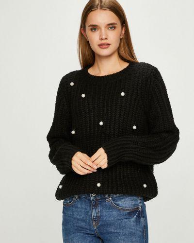 Вязаный свитер трикотажный с узором Vero Moda