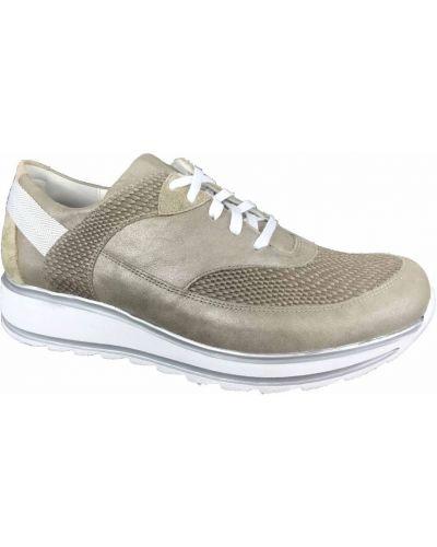 Szare sneakersy Durea
