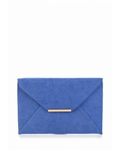 Синий клатч Dorothy Perkins
